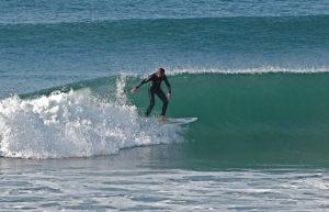 Santosh R. Augstburger Surfing